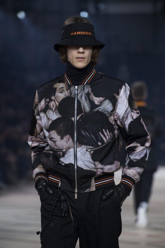 Paris Fashion Week 2018 mens dior homme menswear