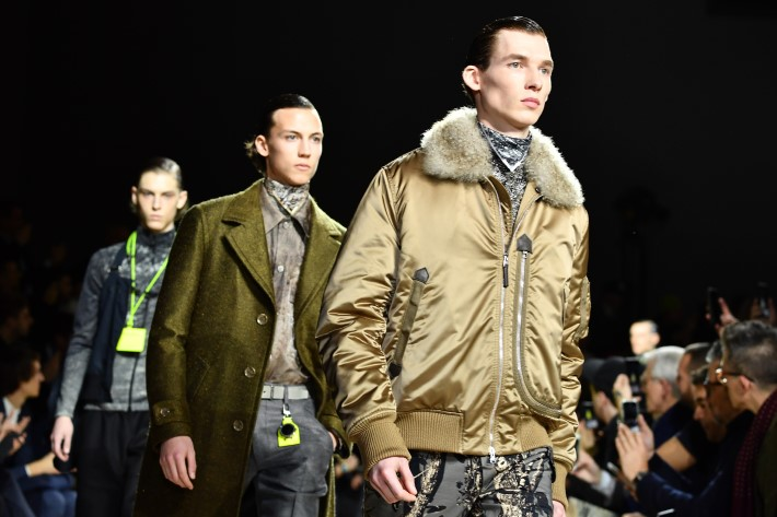 Paris Fashion Week mens 2018 louis vuitton menswear