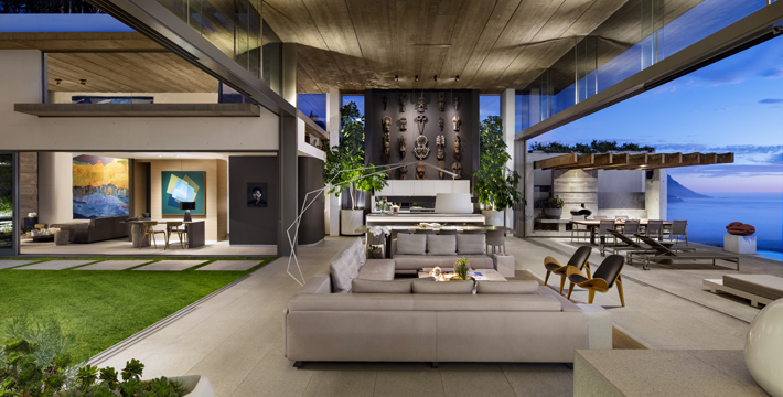 Luxury-Living-Room-Ideas - interior design by saota - beyond house south africa