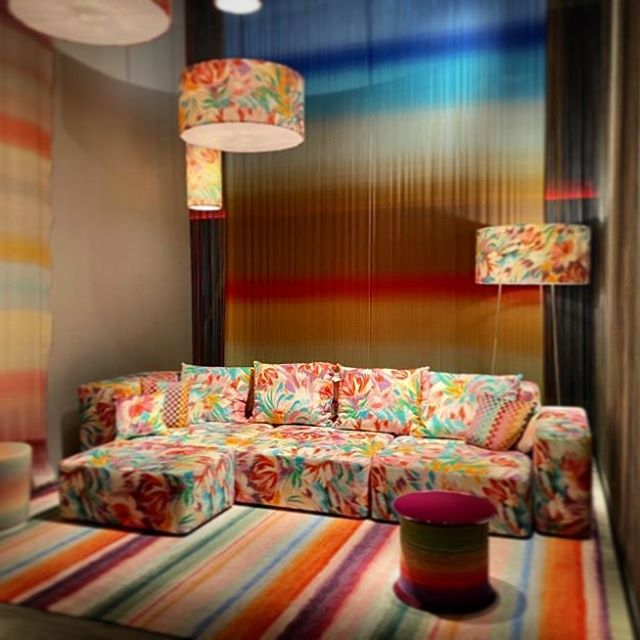 missoni home daydream exhibit maison et objet paris 2020