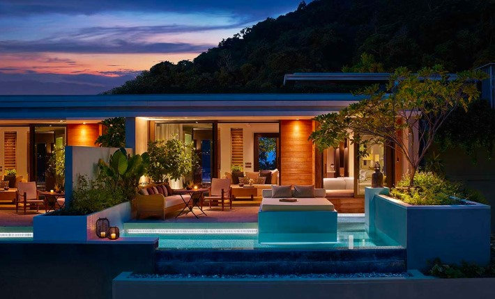 Best hotels in the world: Rosewood Pucket