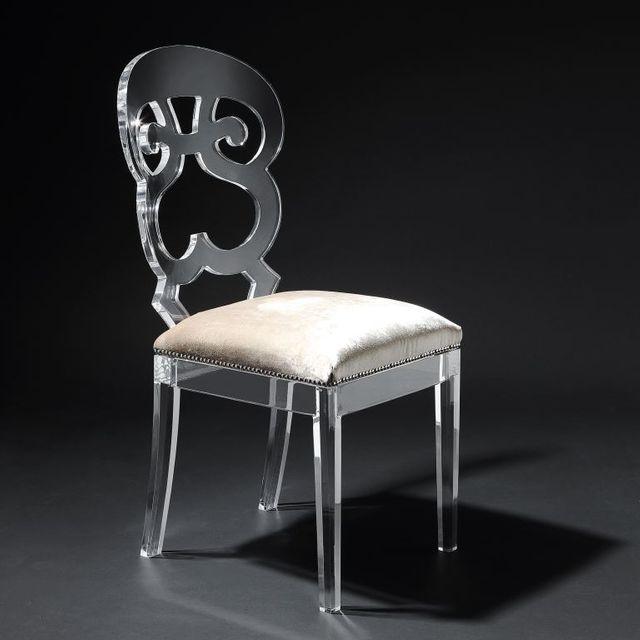 ciara dining chair by acyluso laser edge designs