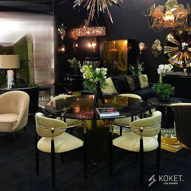koket at architectural digest design show 2019