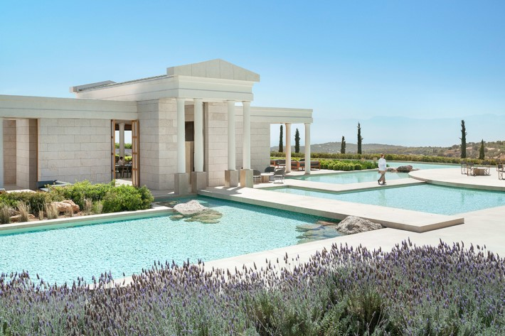 Best hotels in the world: Amanzoe