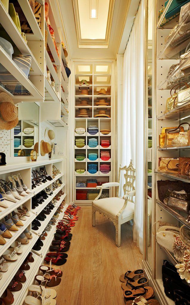 dream closet designed by professional organizer melanie fowler clos-ette