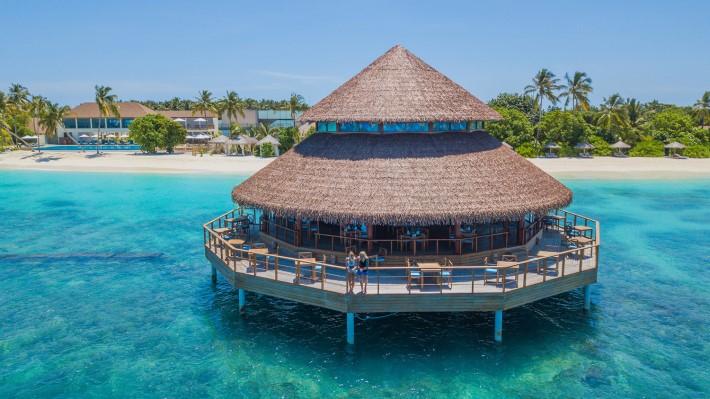 Best Hotels in the world: Reethi Faru Resort