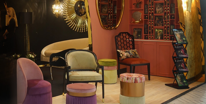 Unique Interior Decorating Ideas Revealed at Maison et Objet Paris 2020