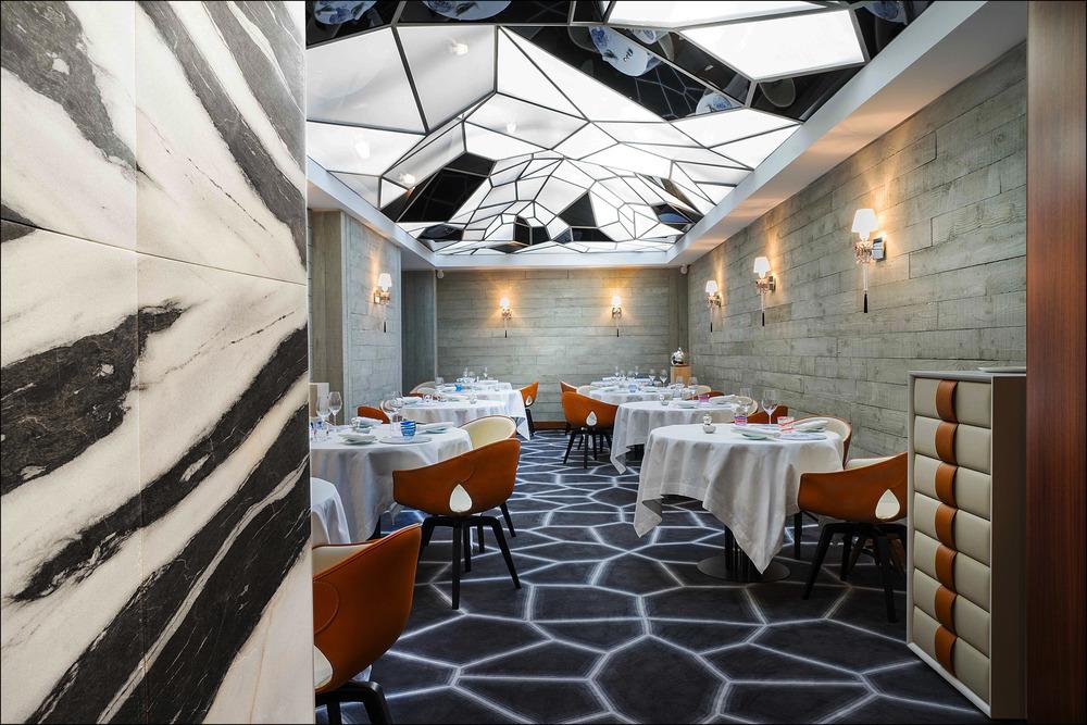 Beautiful restaurants - le grand restaurant