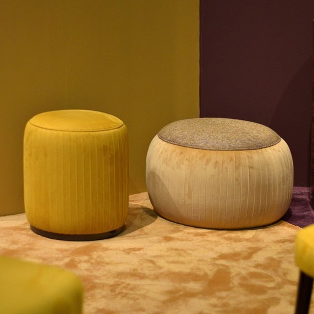 Paulo Antunes Collection poufs