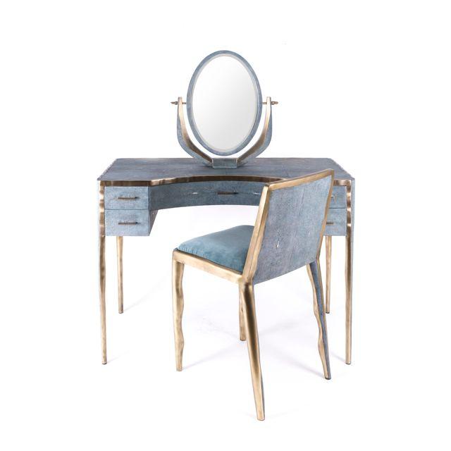 Tiffany Vanity Set by R & Y Augousti
