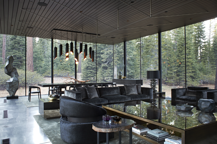 Industrial Design: Live in a Contemporary Home with an Attitude
