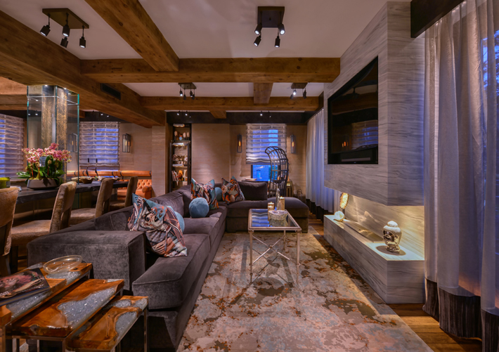 A residential project by Keith Baltimore on the Upper West Side