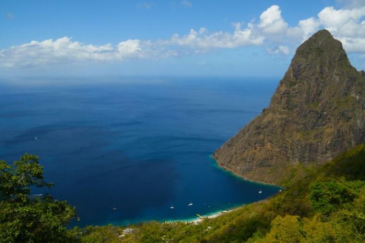 Romantic Weekend Getaways: St. Lucia