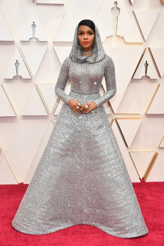 Best Dressed at Oscars 2020: Janelle Monae