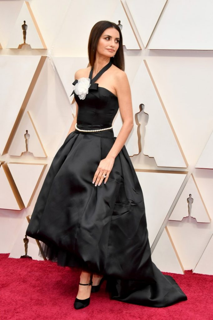 Best Dressed at Oscars 2020: Penelope Cruz