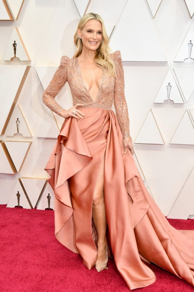 Best Dressed at Oscars 2020: Molly Sims