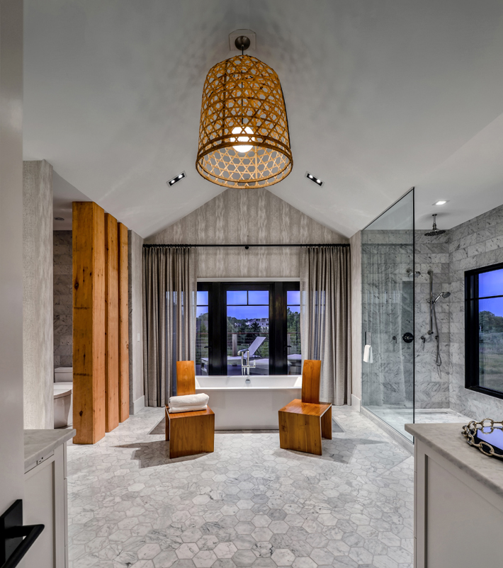 Master Bath by Keith Baltimore