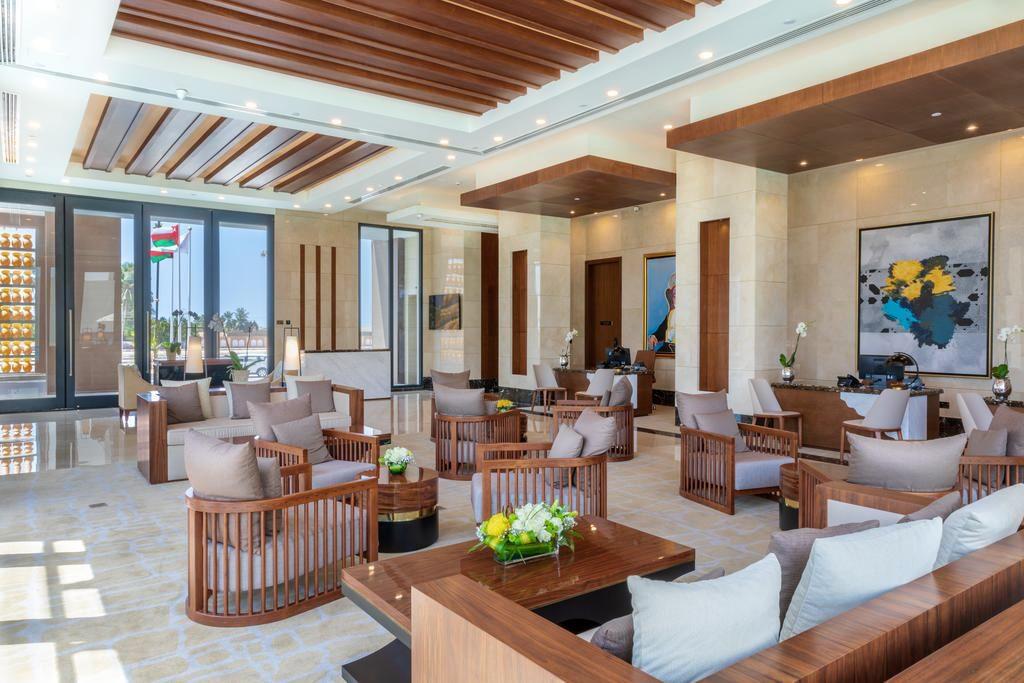 Millennium Resort Salalah, Oman designed by Stina Funch