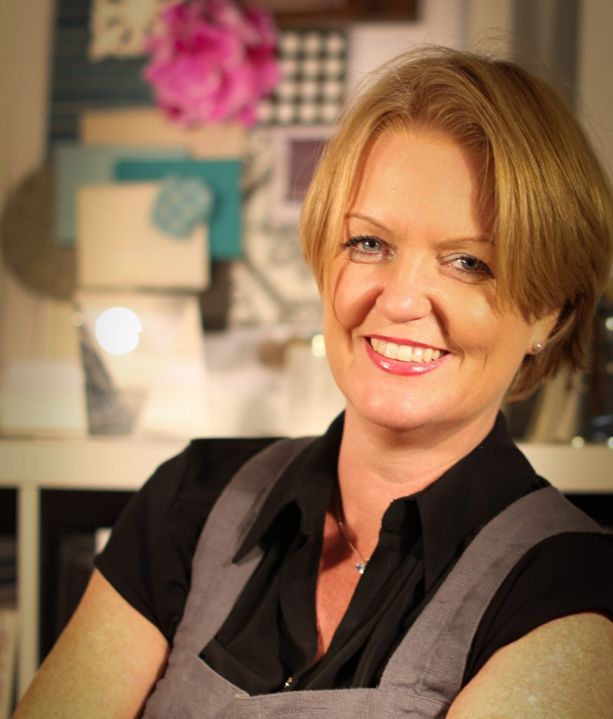 Stina Funch, Co-founder/President & Creative Director of Atwater, Inc. Studio