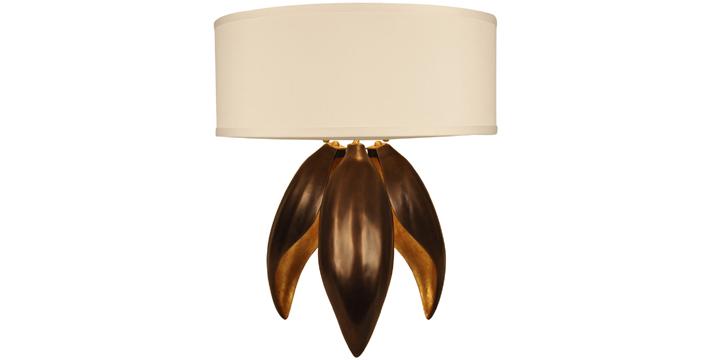 acacia table lamp by fuse lighting kevin kolanowski