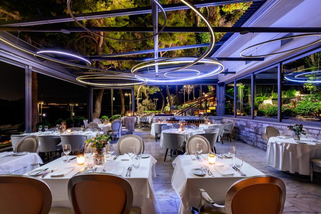 Dionysos Zonar's Restaurant Athens Greece
