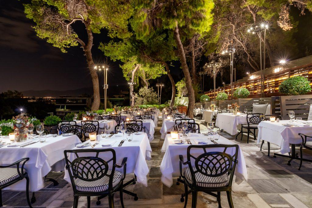 Dionysos Zonars Restaurant, Athens, Greece