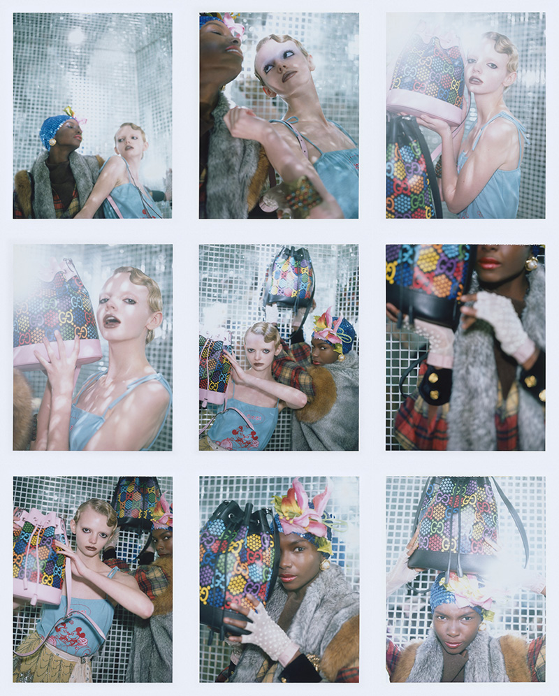 Gucci GG Psychedelic Collection campaign