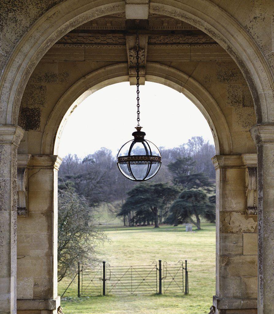 Jamb Original Globe Hanging Lantern