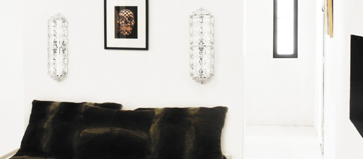 SÉVILLE WALL SCONCES by LALIQUE - unique luxury lighting brands to know