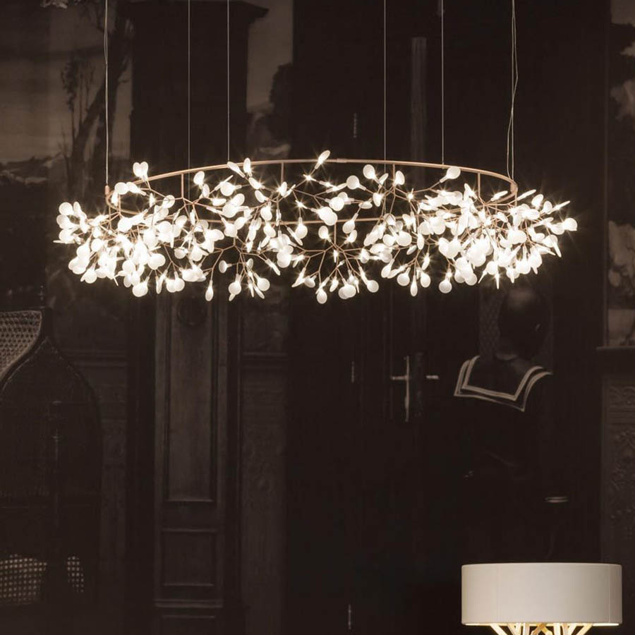 Moooi Heracleum Big O Chandelier by Bertjan Pot & Marcel Wanders