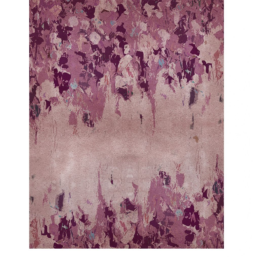 Rosary by Rug Society - pink rugs