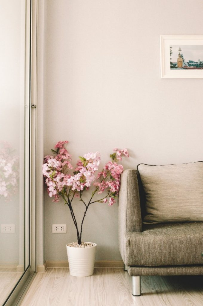 How to Sent your Home: Flowers