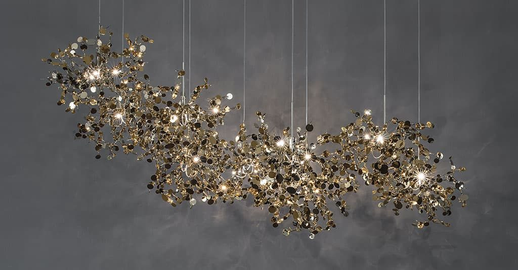 La Luce Pensata by Terzani - unique luxury lighting brands to know