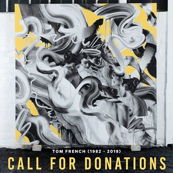 tom french call for donations
