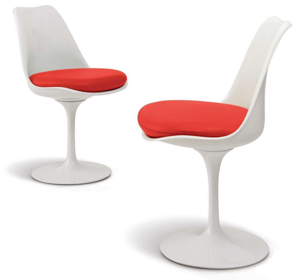 tulip side chairs