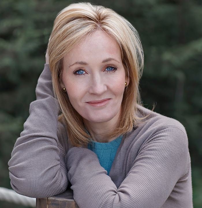 J.K. Rowling (Photo by S. Macken via Wikimedia Commons)