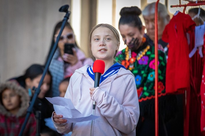 Greta Thunberg: Remarkable Moments for Women