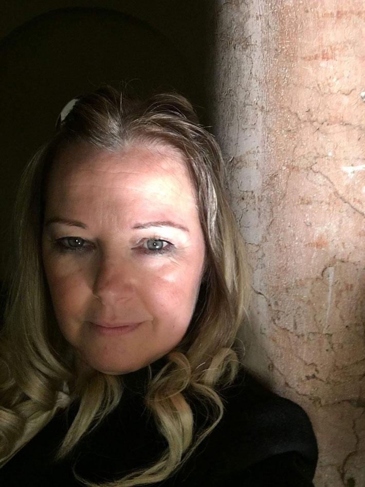 Cristina Castiglioni, Founder of Castiglioni Hue Design