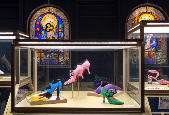 L'Exhibitioniste: A New Christian Louboutin Exhibition