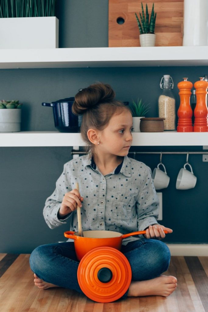 Things to do with Kids: Cooking