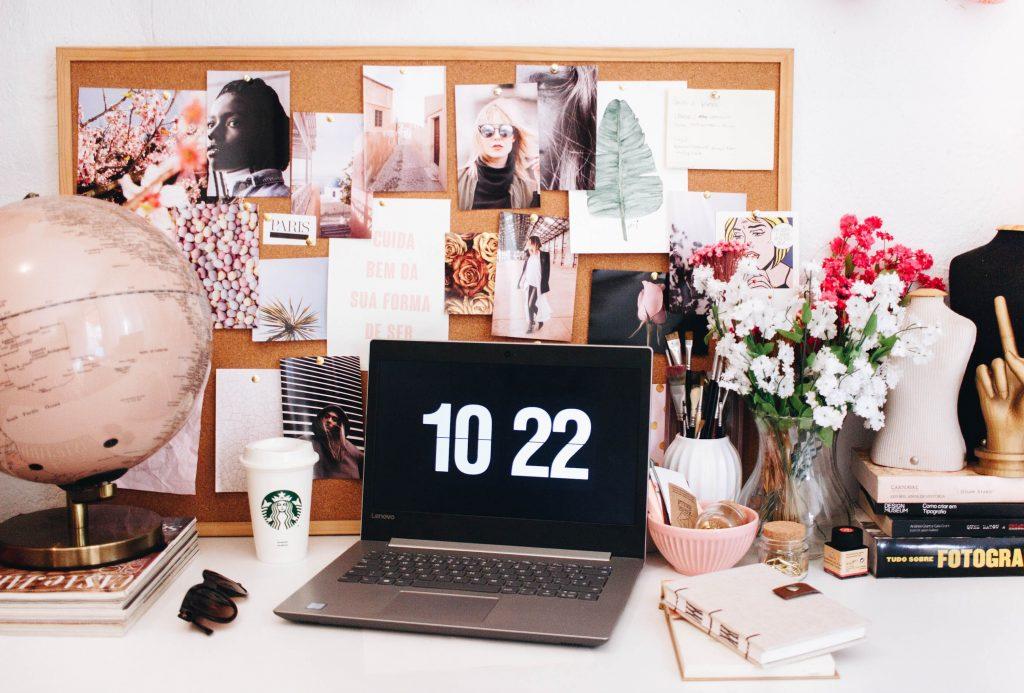 ella jardim unsplash - cluttered table