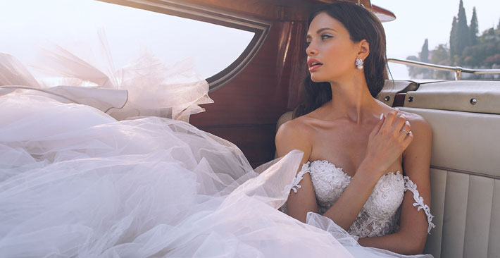 Where to Find Your Dream Wedding Dress