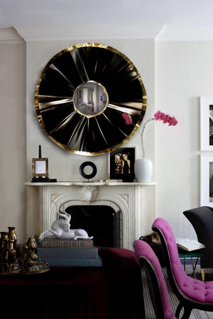 reve mirror by koket - european style homes