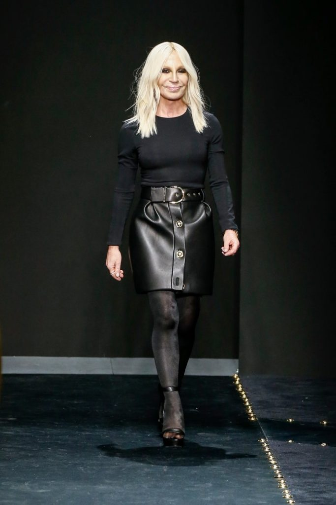 Leading Ladies of Fashion - Donatella Versace