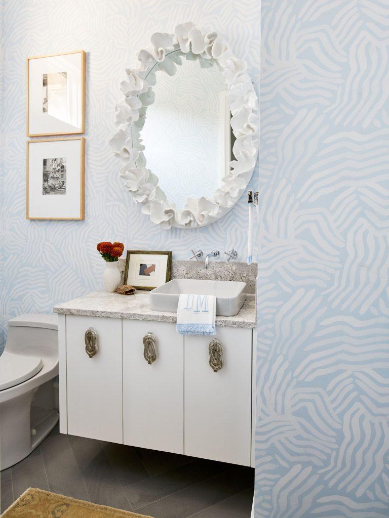 timeless bathroom design by denise mcgaha