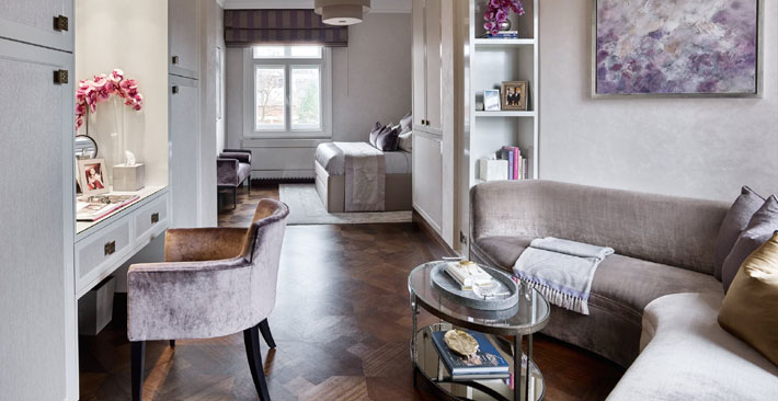 Elicyon Bayswater Mansion Apartment
