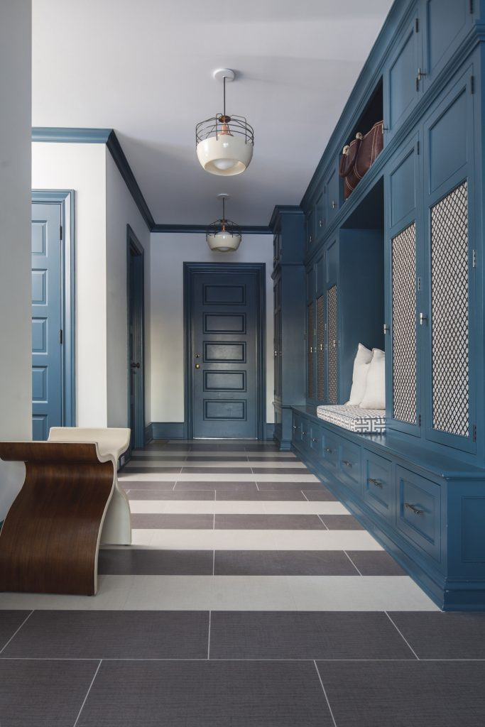Interior design by S-B Long Interiors