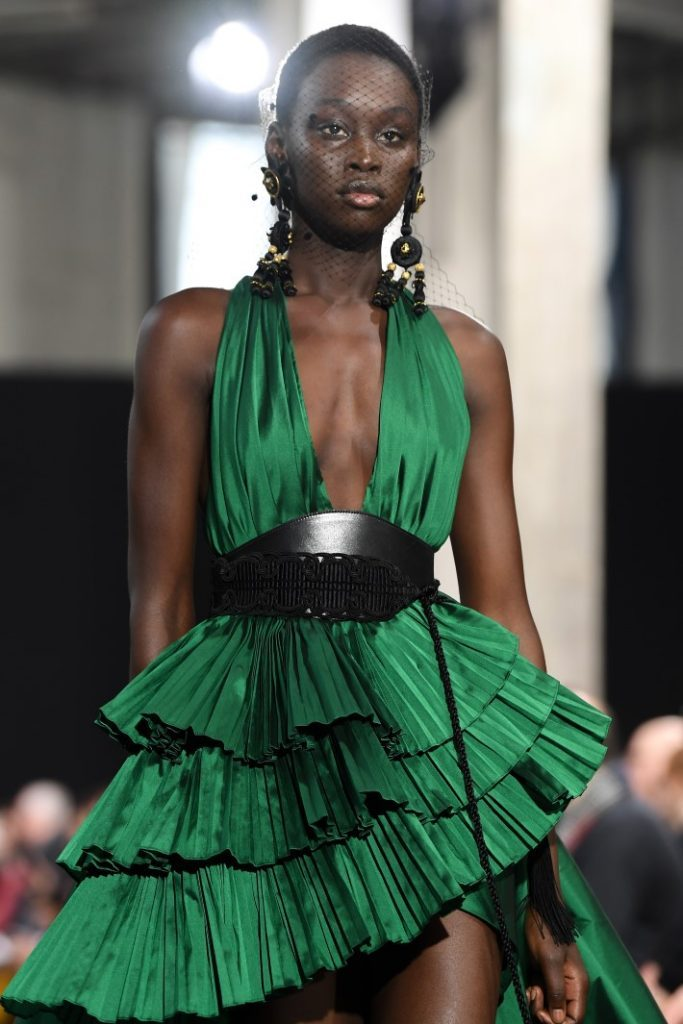 Fashion Color Trends: Dark Green