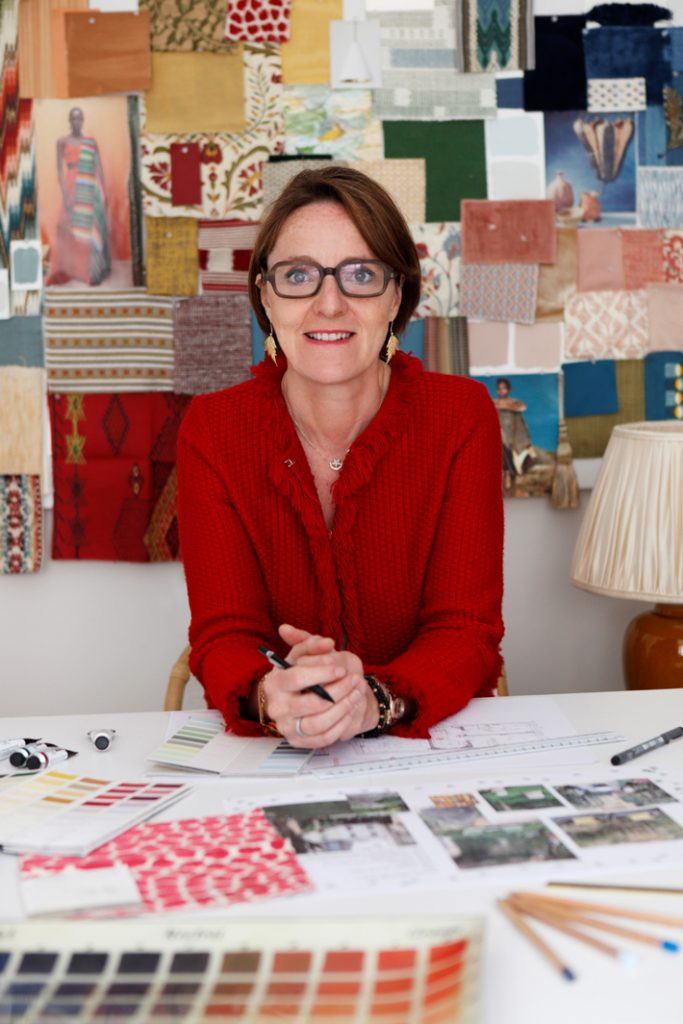 Kate Aslangul, Founder & Creative Director of Oakley Moore Interior Design