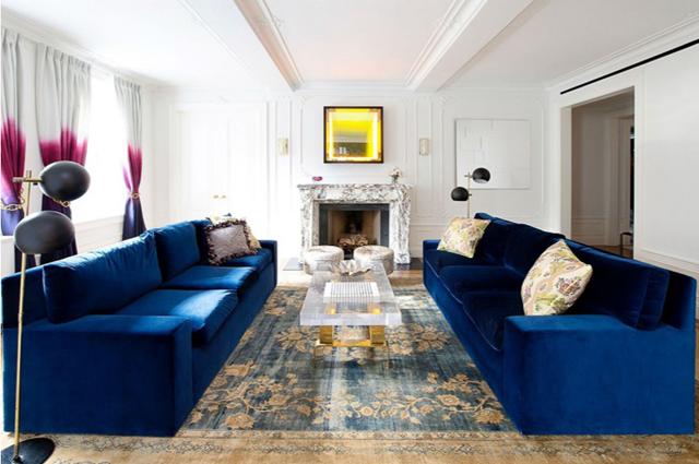 Interior design by Fawn Galli Interiors